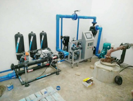 全自动水肥一体化